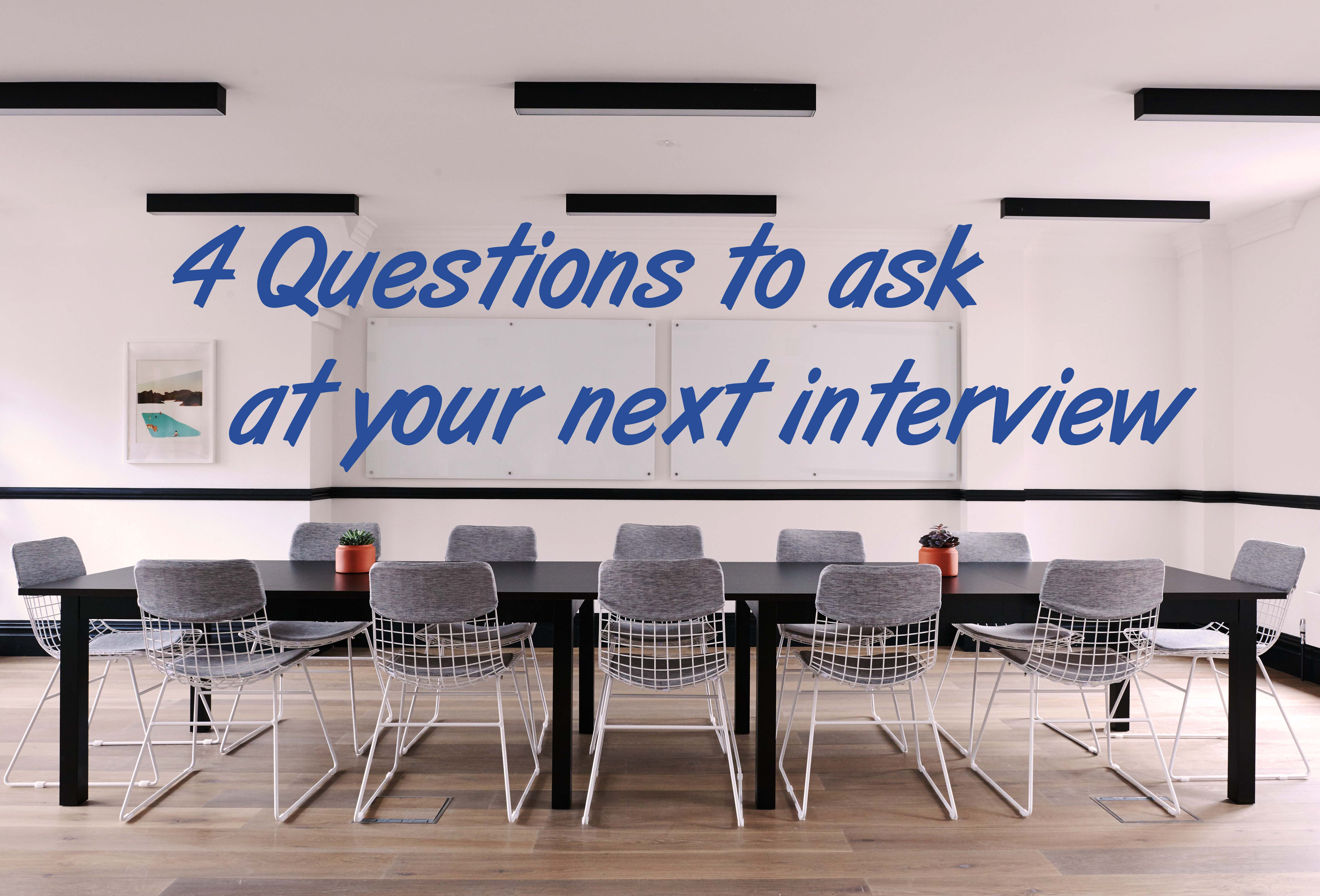questions to ask an interior design intern